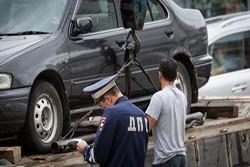 Эвакуация автомобиля на штрафстоянку за неправильную парковку