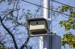 дорожная камера наблюдения